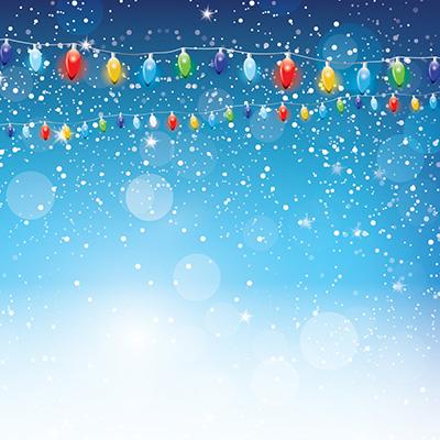 Pozadí fotokoutek vánoční